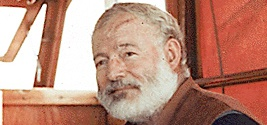 Le più belle frasi di Ernest Hemingway