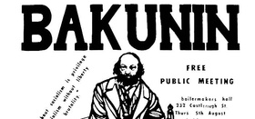 Le più belle frasi di Bakunin