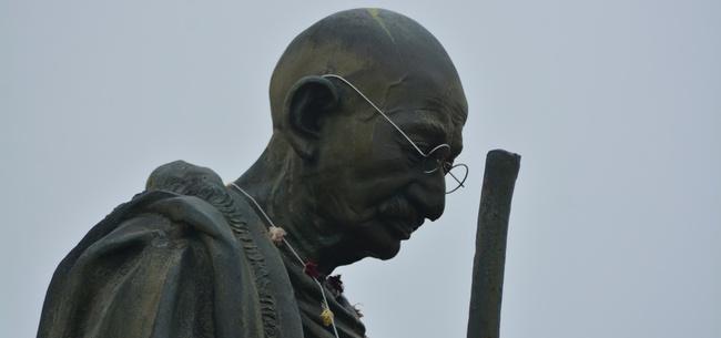 Le più belle frasi di Gandhi