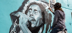 Le più belle frasi di Bob Marley