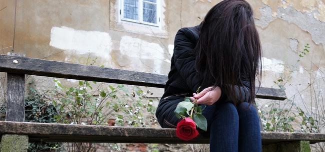 Frasi tristi sull'amore
