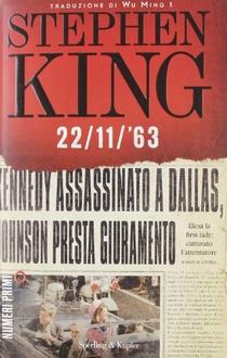 Libro 22/11/'63