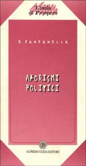 Libro Aforismi politici