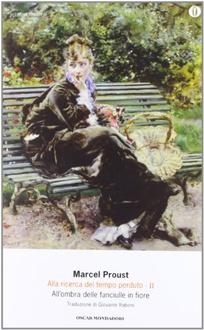 Libro All'ombra delle fanciulle in fiore