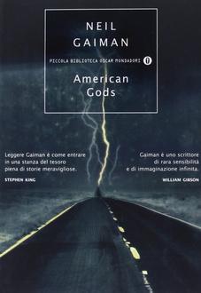 Libro American Gods