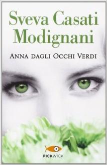 Libro Anna dagli occhi verdi
