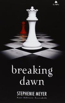 Libro Breaking Dawn