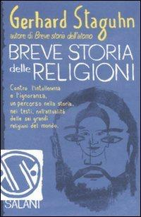 Libro Breve storia delle religioni
