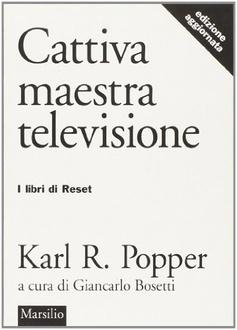 Libro Cattiva maestra televisione