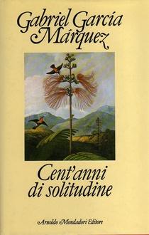 Libro Cent'anni di solitudine