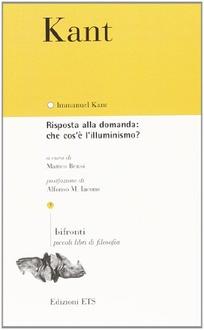Libro Che cos'è l'Illuminismo?