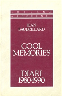 Libro Cool memories. Diari 1980-1990