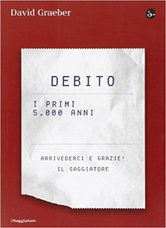 Libro Debito. I primi 5000 anni