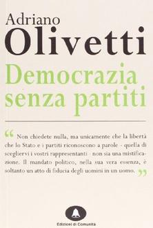 Libro Democrazia senza Partiti