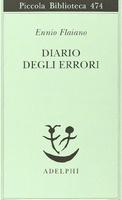 Frasi di Diario degli errori. Appunti 1950-1972