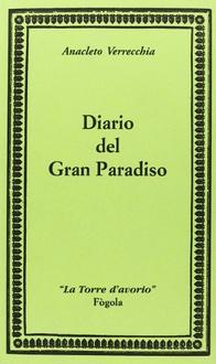 Libro Diario del Gran Paradiso