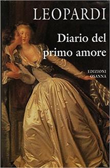 Libro Diario del primo amore