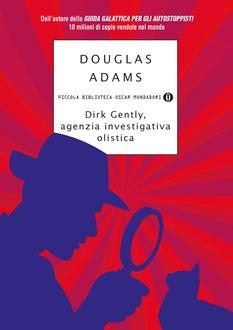 Libro Dirk Gently, Agenzia Investigativa Olistica