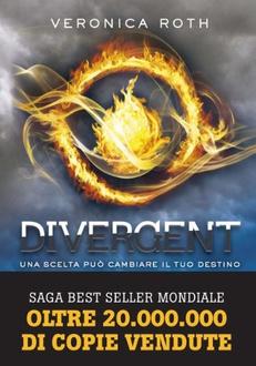Libro Divergent