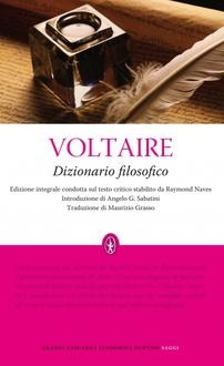 Libro Dizionario filosofico
