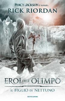 Libro Eroi dell'Olimpo - 2. Il figlio di Nettuno