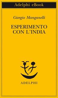 Libro Esperimento con l'India