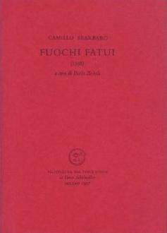 Libro Fuochi fatui