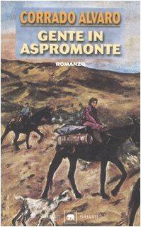 Libro Gente in Aspromonte