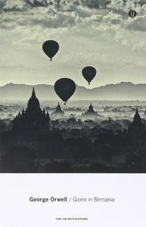 Libro Giorni in Birmania