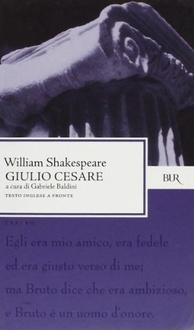 Libro Giulio Cesare