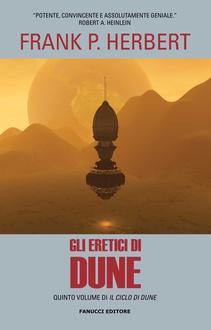 Libro Gli eretici di Dune