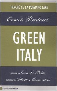 Libro Green Italy: Perché ce la possiamo fare