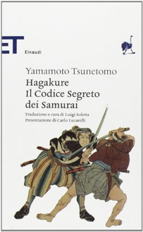 Libro Hagakure. Il codice segreto dei samurai
