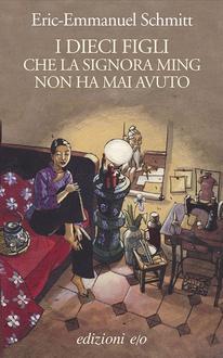 Libro I dieci figli che la signora Ming non ha mai avuto