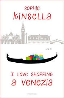 Libro I love shopping a Venezia