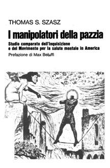 Libro I manipolatori della pazzia