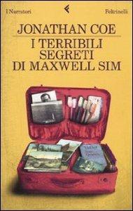 Libro I terribili segreti di Maxwell Sim