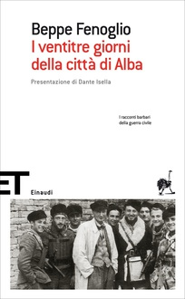 Libro I ventitre giorni della città di Alba