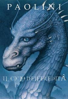Libro Il ciclo dell'eredità: Eragon - Eldest - Brisingr - Inheritance