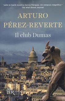 Libro Il Club Dumas