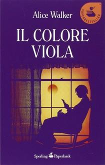 Libro Il colore viola
