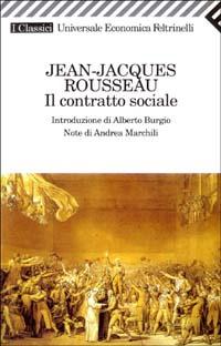 Libro Il contratto sociale