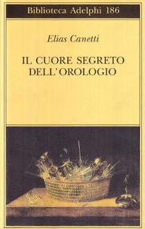 Libro Il cuore segreto dell'orologio. Quaderno di appunti (1973-1985)