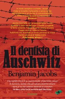 Libro Il dentista di Auschwitz