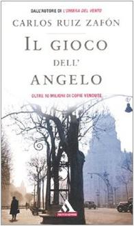Libro Il gioco dell'angelo