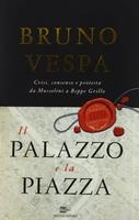 Frasi di Il Palazzo e la piazza: Crisi, consenso e protesta da Mussolini a Beppe Grillo