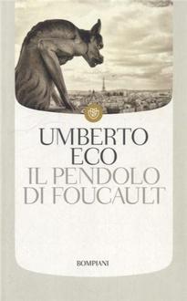 Libro Il pendolo di Foucault