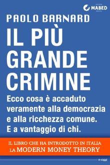Libro Il più grande crimine