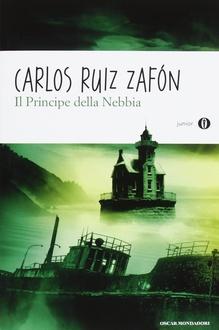 Libro Il principe della nebbia