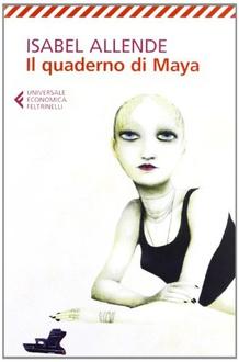 Libro Il quaderno di Maya